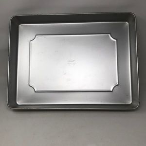 Wilton Performance Pan 15x11x2 Oblong Cake Pan